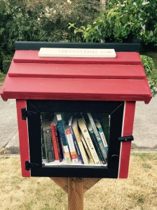 Seattle Library Birdhouse