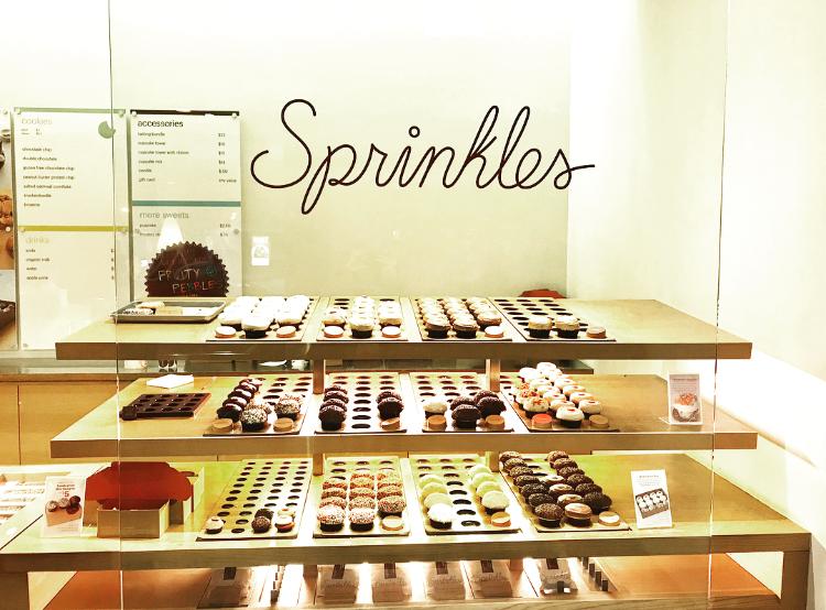 Sprinkles store