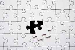 Puzzle - one last piece