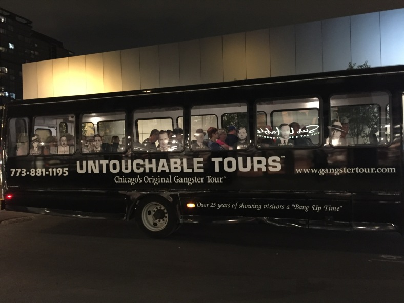 Untouchable Tour Bus