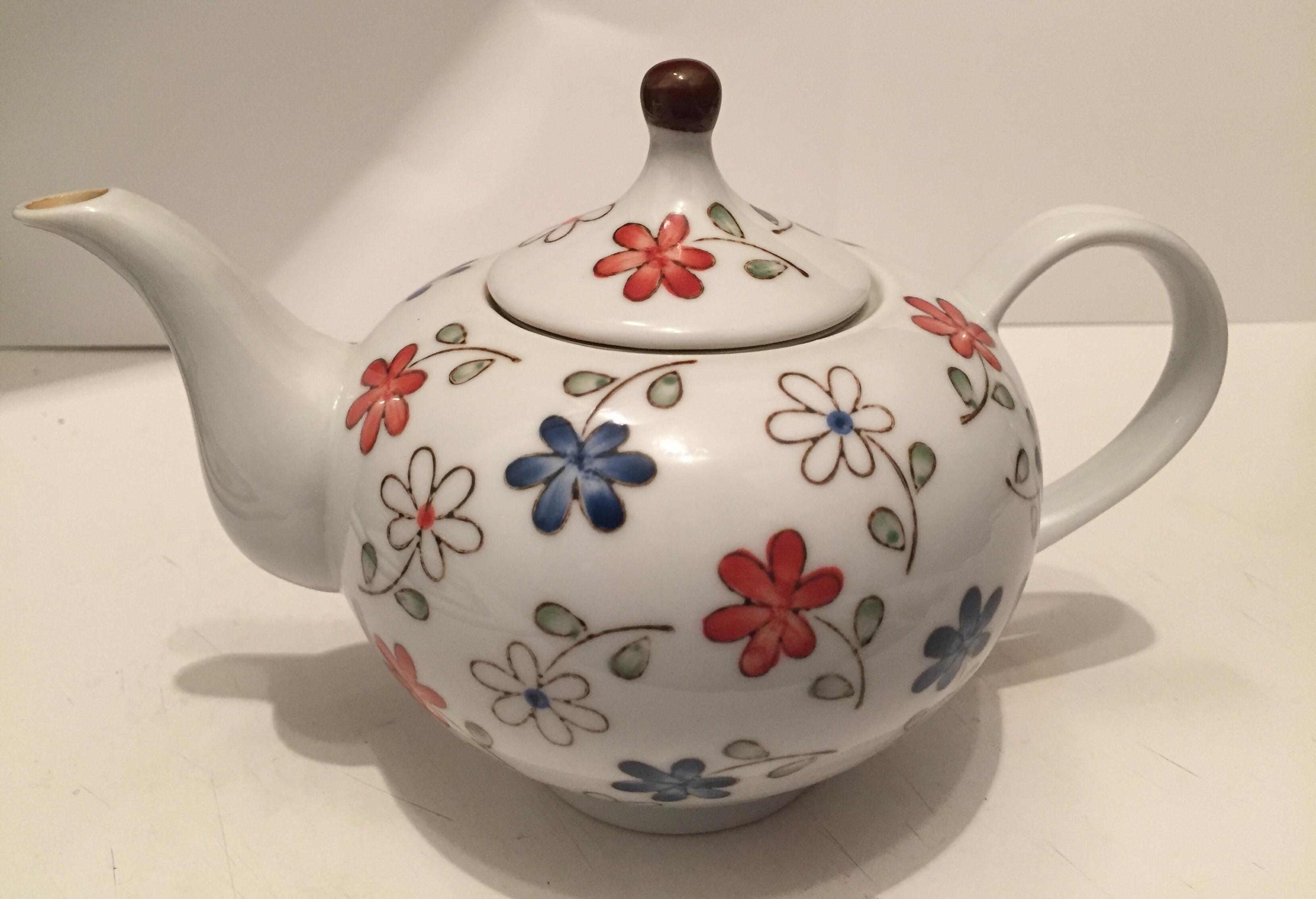 seattle tea pot