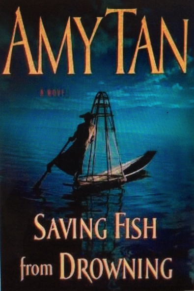Amy Tan, Saving Fish from Dying
