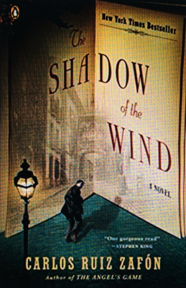 Carlos Ruiz Zafon - The Shadow of the Wind