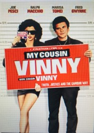 Movie - My Cousin vinny
