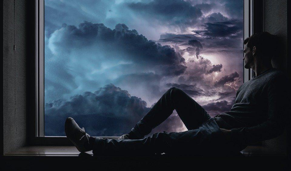 Thunderstorm - Man