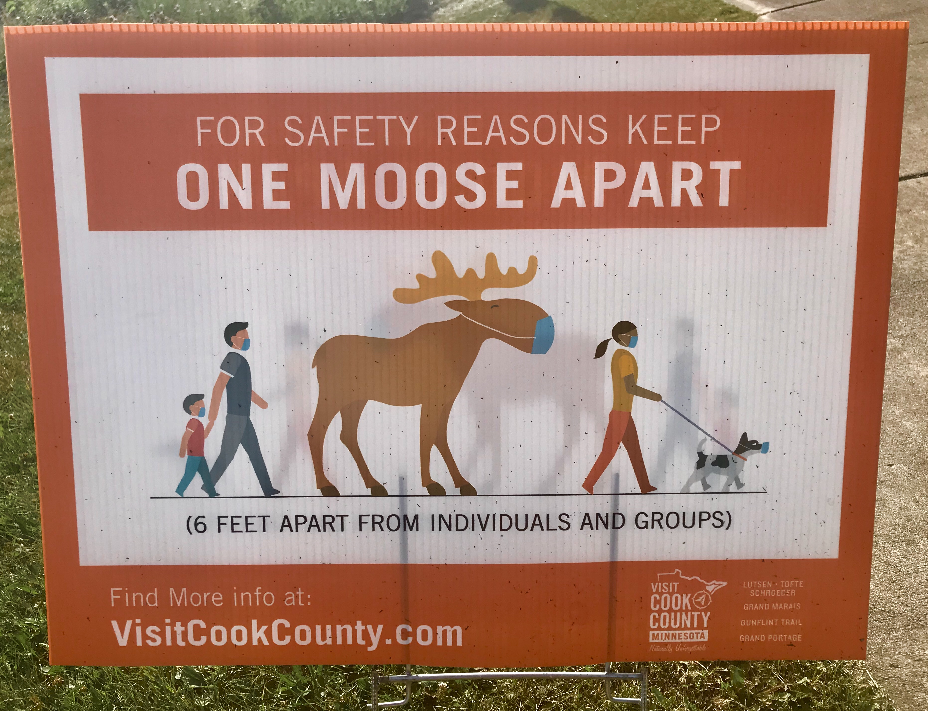 COVID_One Moose Apart