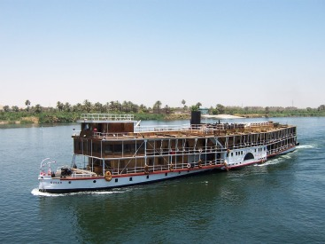 Egypt Cruise Ship